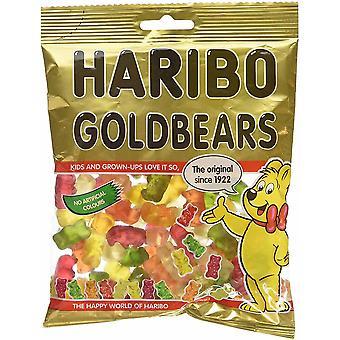 HARIBO Gold Bears 1.92kg, bulk sweets, 12 packs of 160g