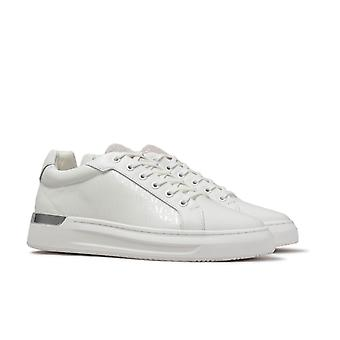 Mallet GRFTR White Trainers