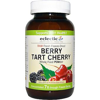 Eclectic Institute, Berry Tart Cherry, Whole Food POWder, 5,1 oz (144 g)