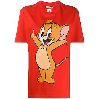 Camiseta da cápsula Etro x Tom & Jerry