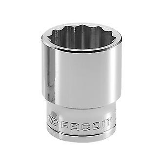 Facom Bi-Hexagon Pistorasia 1/2in Asema 10mm FCMS10