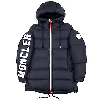 Moncler Moncenisio Padded Jacket Navy