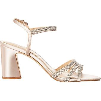 Jewel Badgley Mischka Women's Brighton Heeled Sandal