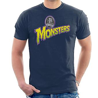 Universal Studios Monsters Home Of The Original Men's T-Shirt