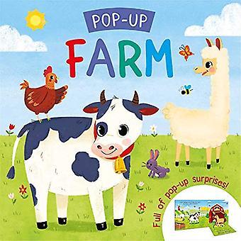 Pop-Up Farm [Board book]