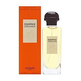 Hermes Equipage Geranium Eau de toilette spray 100 ml