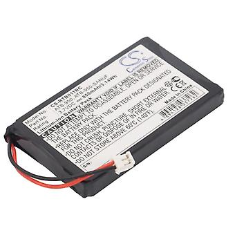 Battery for RTI 40-210154-17 ATB-950 ATB-950-SANUF T1 T1B T2 T2+ TheaterTouch