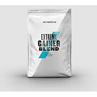 Myprotein Extreme Gainer Blend Vanilla 5000 gr