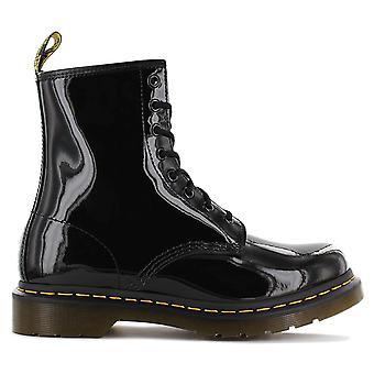 DR.DOC MARTENS 1460 Patent Lamper - Dames laarzen Laarzen Zwart 11821011 Sneakers sportschoenen
