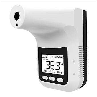 Non-contact Infrared Automatic Thermometer Hanging Forehead Temperature Gun