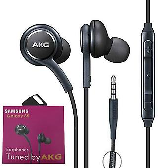 Akg Earphones, 3.5mm Interface For Samsung Galaxy Smartphone