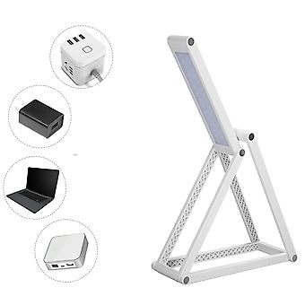 Foldable Led Desk Lamp - Usb / Battery Rechargeable Portable Table Light