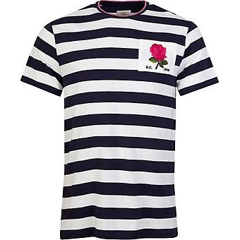 Kent And Curwen Ratcliffe Striped T-Shirt