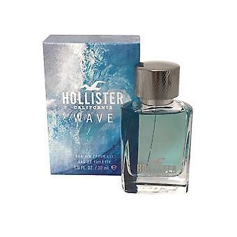 Hollister Wave for Him Eau de Toilette Spray 30ml