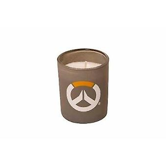 Overwatch Logo Glass Votive Candle by Insight Editions