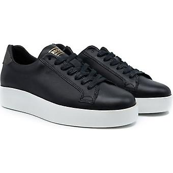 Barbour International Bianca Contrast Tab Trainers