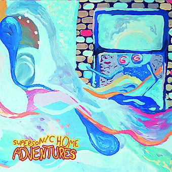 Adventures - Supersonic Home [CD] USA import