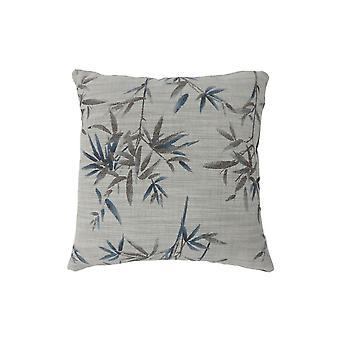Zeitgenössischer Stil Set von 2 Werfen Kissen, blau