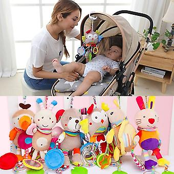 Bed Stroller Baby Mobile Hanging Rattle