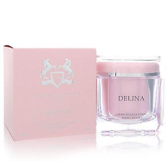 Delina Body Cream By Parfums De Marly 7.05 oz Body Cream