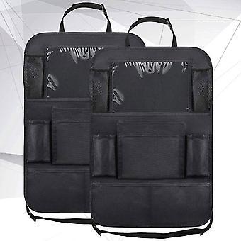 Vattentät Fordonsförvaring Sundries Väska bilbarnstol ryggskyddsskydd