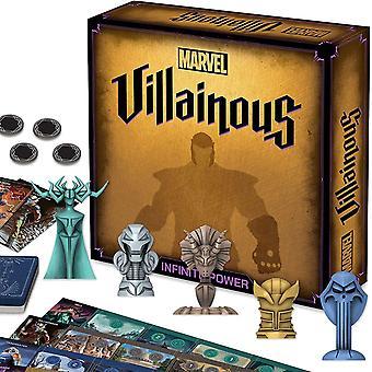 Ravensburger Marvel Villainous Infinite Power - Jeu de stratégie