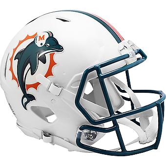 Riddell Speed Authentic Helmet - NFL Miami Dolphins 1996-2012