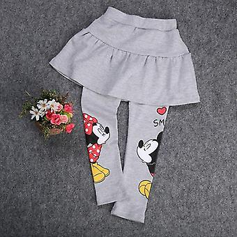 Baby Winter Warm Leggings,'s Skirt With Pant Bootcut