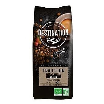 Destination Coffee Grain Tradition Arabica Robusta 1000 gr