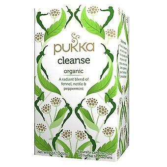 Pukka Bio Tea Puhdistus 20 kpl