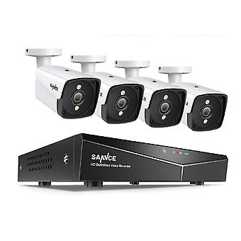 Hd Video Surveillance Camera System
