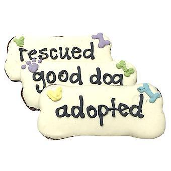 Adoptoitu / Pelastettu / Hyvät koiran luut (tapaus 12)