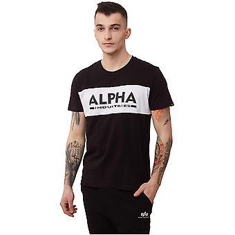 Alpha Industries Alpha Inlay 18650503 universal miesten t-paita