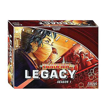 Pandemic Legacy Board Game Season 1 (Red Edition)
