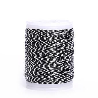 "7 Colour High Quatity Profession Bow String Serving Thread 120m/roll 0.02"""