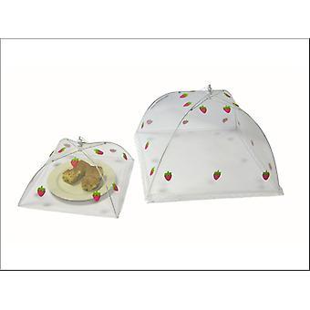 Epicurean Food Umbrella Strawberry 30cm JN1131ST