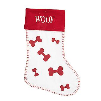 Widdop Geschenken Kersthond Kous