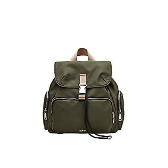 s.Oliver 201.10.102.25.300.2061181, Backpack Woman, Persimmon, Olive Green, 1