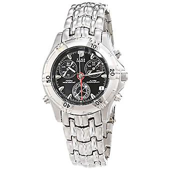 Time Force Analog Watch Quartz Man with Stainless Steel Strap TF6679-02M