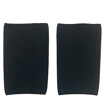 Mujeres delgadas del brazo superior, cinturón de envoltura más delgada - conformación de la manga