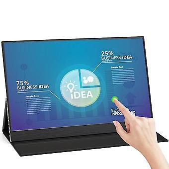 15.6 tums bärbar pekskärm lcd lcd 1080p Fhd Ips Panel