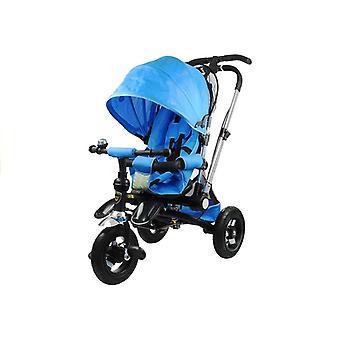Driewieler kinderwagen multifunctioneel 700 – Licht Blauw