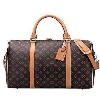 Design Miesten nahka matka laukku