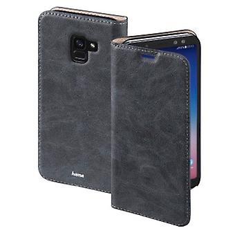 Livret «Guard Case» de Hama pour Samsung Galaxy A8 (2018), bleu