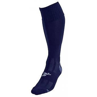 PT Plain Pro Futbalové ponožky Boys Navy