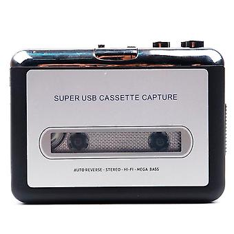 Portable Cassette Recorders & Players, Usb Tape, Pc Super Mp3 Music Audio