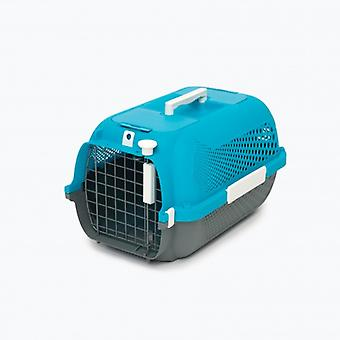 Catit Profile Carrier - M Turquoise (Cats , Transport & Travel , Transport Carriers)