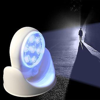 Lampe à capteur activée par le mouvement Coller vers le haut led lumière comme on le voit sur la télévision sans fil