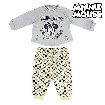 Children's Tracksuit Minnie Mouse 74712 Grey