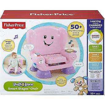 Fisher Price Laugh &Learn Smart Stages Chair Pink